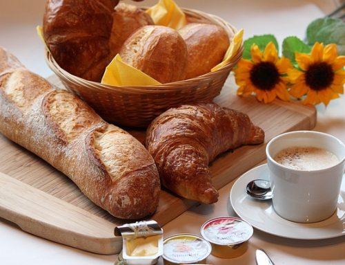 Nuestro desayuno… el más original de todos