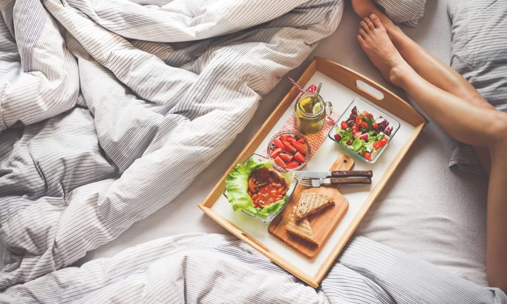 Desayunos a domicilio en Madrid y en toda España - Desayunos Kubala - Desayunos románticos
