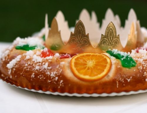 Roscón de Reyes. El clásico de Navidad
