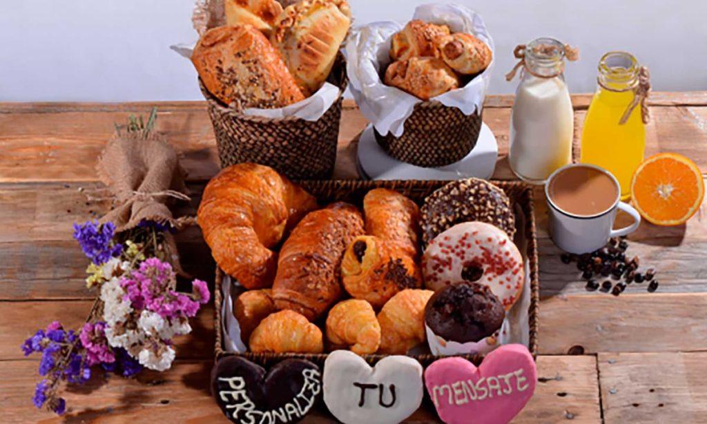 Desayunos a domicilio en Madrid y en toda España - Desayunos Kubala - Desayunos dulces o salados