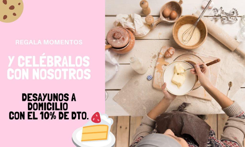 Desayunos a domicilio en Madrid y en toda España - Desayunos Kubala - Desayunos en cuarentena