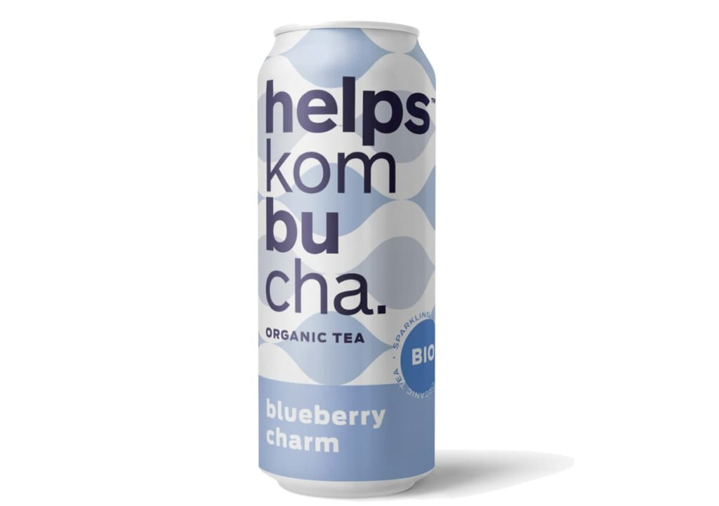 Kombucha Blueberry