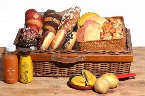 Desayunos a domicilio en Madrid y en toda España - Desayunos Kubala - Desayuno Big breakfast