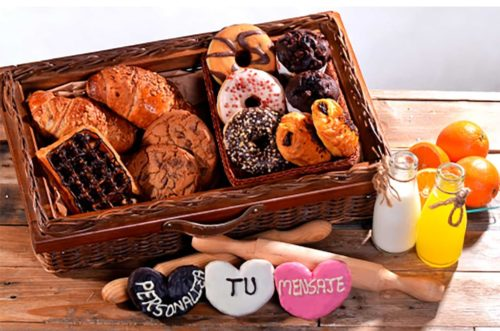 Desayunos a domicilio en Madrid y en toda España - Desayunos Kubala - Desayuno Chocolate pasión