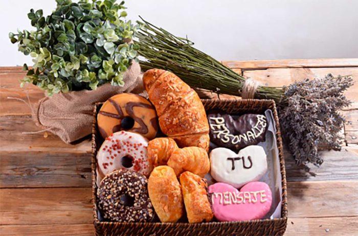 Desayunos a domicilio en Madrid y en toda España - Desayunos Kubala - Desayuno Clásico
