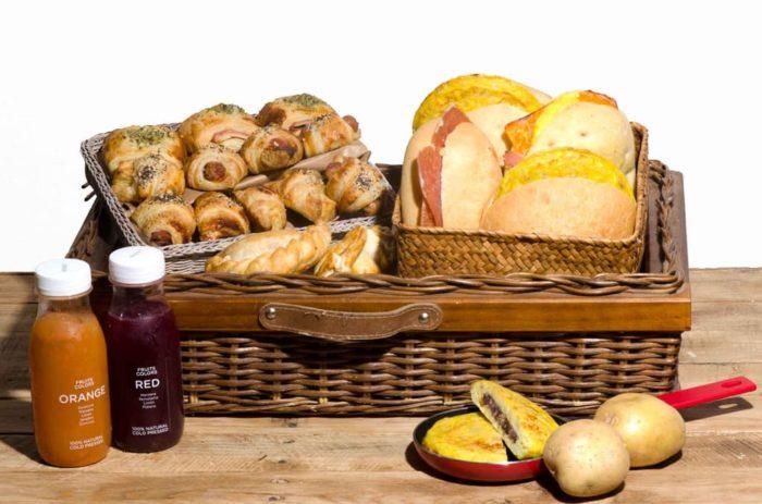 Desayunos a domicilio en Madrid y en toda España - Desayunos Kubala -Desayuno Gourmet Sensation