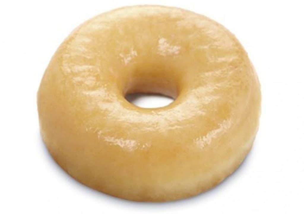 Desayunos a domicilio en Madrid y en toda España - Desayunos Kubala - Donut clásico