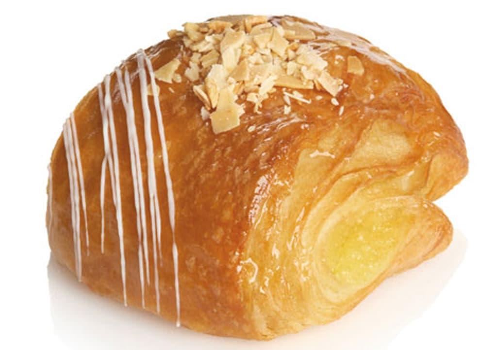 Desayunos a domicilio en Madrid y en toda España - Desayunos Kubala - Mini napolitana de crema