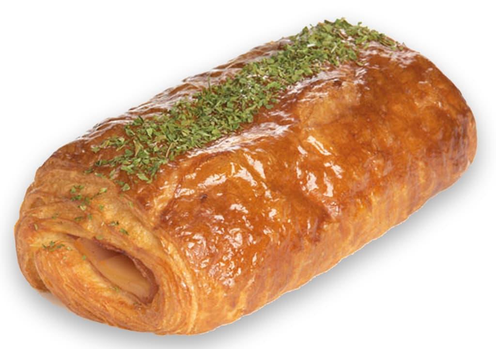 Desayunos a domicilio en Madrid y en toda España - Desayunos Kubala - Napolitana de jamón y queso