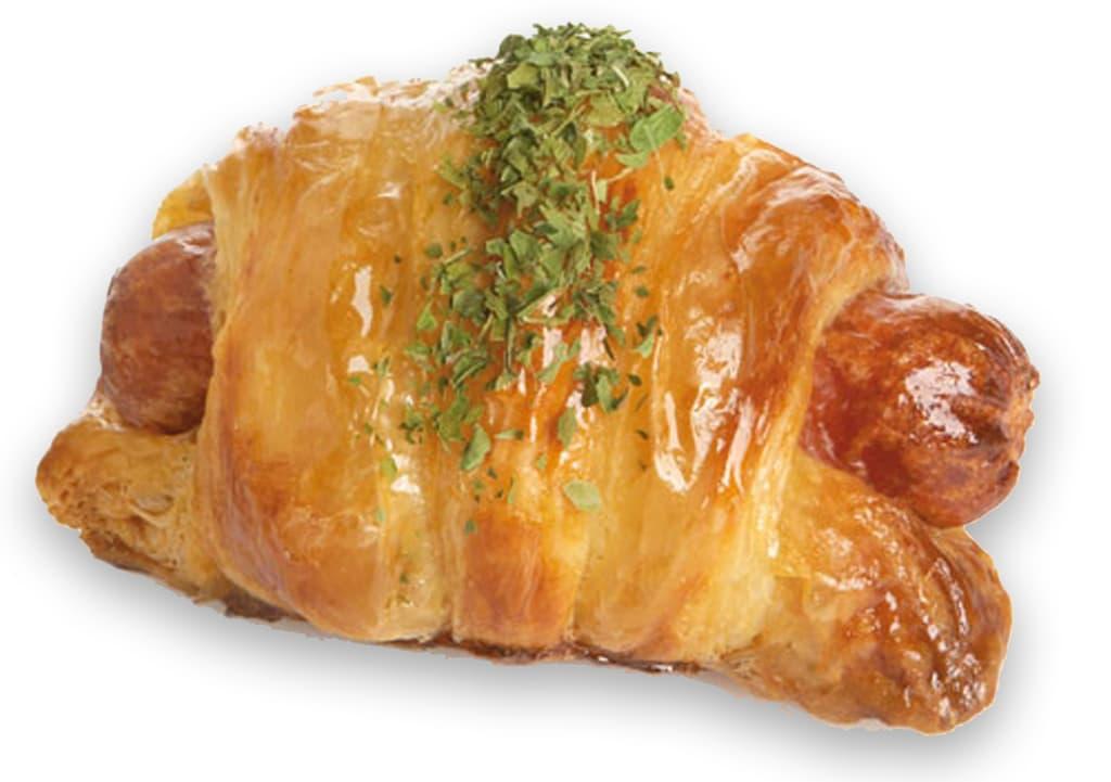 Desayunos a domicilio en Madrid y en toda España - Desayunos Kubala - Saladito de salchicha