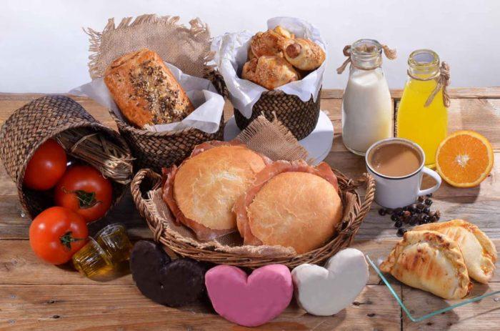 Desayunos a domicilio en Madrid y en toda España - Desayunos Kubala -Desayuno Mediterráneo